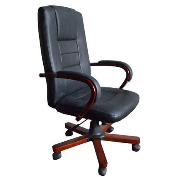 irodai vezetői bőr fotel